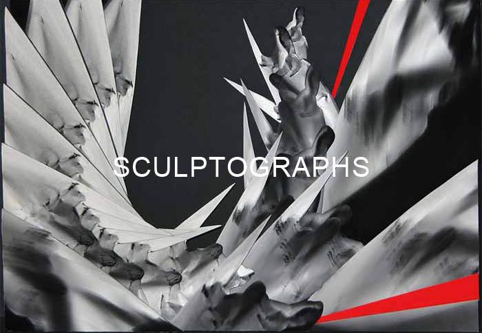 Série Sculptographs