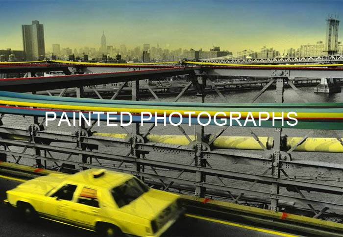 Série Photos peintes Titre EN