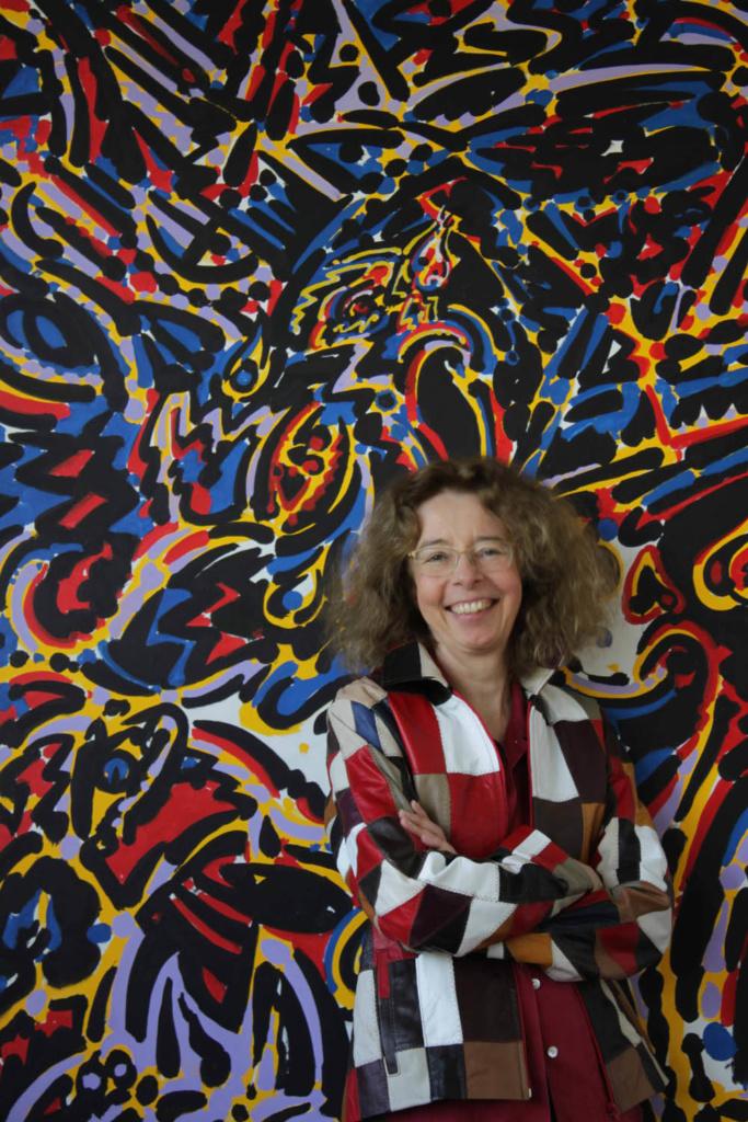 Portrait de Véronique Lalot